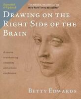 DRAWING ON THE RIGHT SIDE OF THE BRAIN - EDWARDS, BETTY -(1585429201)