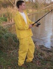 2Xl Rain Suit Gear Waterproof Yellow ~ New