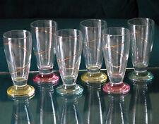 6 pz. BICCHIERI calice vino