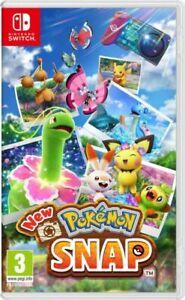Pokemon Snap (Nintendo Switch, 2021) brand new sealed