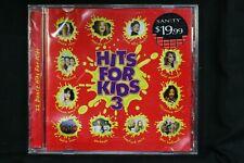 Hits For Kids 3 - Kylie Minogue, Mandy Moore, Abba, Five, Dj Otzi   - CD (C1053)