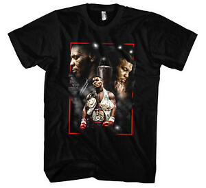 Mike Tyson Männer Herren T-Shirt   Boxing Iron Mike Boxen Fight Club Hangover