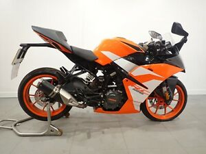 KTM RC 125 2020  Spares or Repair Restoration Project Bike