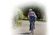 Parabrisas Frontal Infantil Niño Niña Bebe para Silleta Silla de Bicicleta 3733
