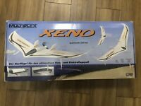Multiplex Xeno 124cm Span RC Flying Wing Slope Or Electric NEW 214239