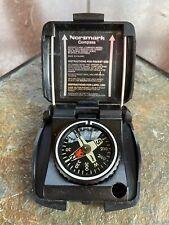 Normark Compass Vintage Pocket Lapel Compass Finland