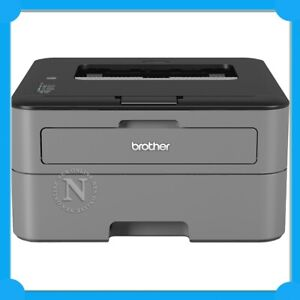 *display unit* Brother HL-L2300D B&W Laser USB Printer+Duplexer with 250x Sheets