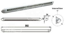 Labcraft 30 HD Superflux Warm White LEDs Light Strip 12V 3.7W 0.18A