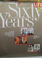 """LIFE """"Sixty Years""""  A 60th anniversary celebration  1936-1996"""