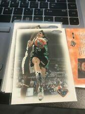 2000 SkyBox Dominion WNBA #93 Becky Hammon rookie card rc liberty  spurs!!