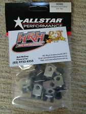 "ALLSTAR PERFORMANCE USA 3/16"" RUBBER MOUNT BRAKE LINE CLAMPS X 10"