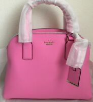 NWT KATE SPADE Cameron Street Lottie Leather Satchel Bag $328 margrbloom