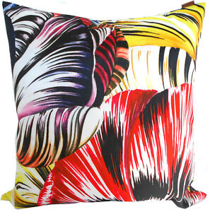 """MISSONI HOME  CUSHION COVER JOINVILLE 100  special ink print 16x16"""""""