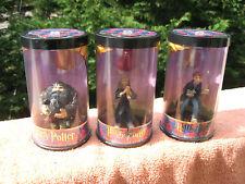 3 Harry Potter Enesco Hero Series~Rubeus Hagrid~Ron Weasley~Hermoine Granger