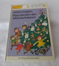 Pippi plündert den Weihnachtsbaum    - Astrid Lindgren