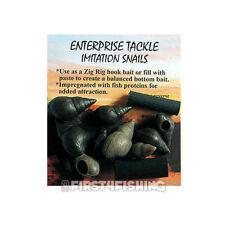 Enterprise Tackle Pop Up Snails - Carp Barbel Coarse Fishing Imitation Baits