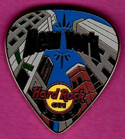 Hard Rock Cafe NEW YORK Postcard Pick Series 2012 Pin (P3)