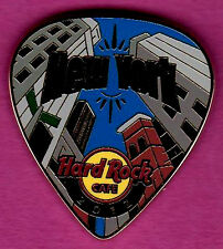 Hard Rock Cafe NEW YORK Postcard Pick Series 2012 Pin (P3)
