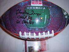 95f3af1acde Georgia Bulldogs NCAA Original Autographed Football Balls for sale ...
