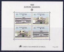 BLOC  Portugal  Madeira  Europa 1990