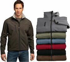 Glacier Mens Soft Shell Jacket High Quality Great Price 6 Colors Sizes S-4XL NEW