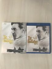 The GodFaTher Part Ii: blu ray+d/c with slipcover *BraNd NeW*