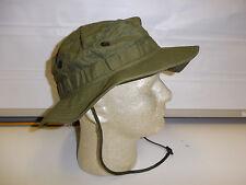 odb60  US Vietnam OD Poplin Boonie Hat size 60 / 7 1/2 W2C