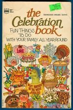 The Celebration Book, Fun Things To Do With Your Family - Regal 54-059-04, 1971