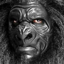 Woochie Montaña Gorila Cara Completa Simio Foam Prostético sin Pintar Accesorio