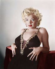 Marilyn Monroe - Marilyn in a photograph from the 1950's