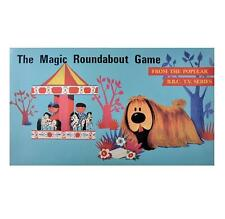 The Magic Roundabout Game Family Kids Game Fun Vintage Board Game