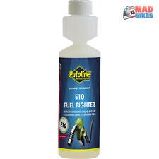 Putoline E10 Motorcycle Fuel Additive Enzyme Treatment 250ml Petrol Stabilizer