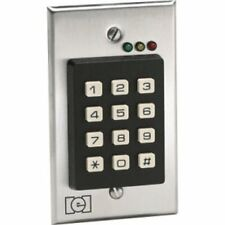 Linear IEI 212i Indoor Flush-mount Keypad Stand-alone Access Control Keypad