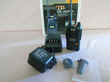 KST V6 DUAL BAND TWO WAY RADIO UHF & VHF 199 CH BATTERY ANT CHARGER & POW. SUPPL