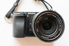 Sony Alpha A6300 24.2MP Mirrorless Digital Camera with 16-70mm lens & batteries
