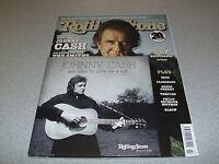 "Rolling Stone - MÄRZ 2014 - Heft inc. CD & incl. JOHNNY CASH 7"" Vinyl Single"