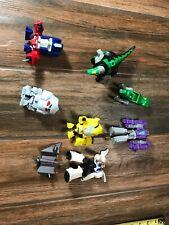 Transformer Lot Funko Figures Optimus Bumblebee Tp3L42