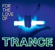CD de musique trance love
