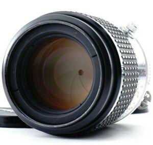 Near MINT Nikon Micro NIKKOR 105mm f/2.8 Ai-S MACRO Telephoto Lens From JAPAN