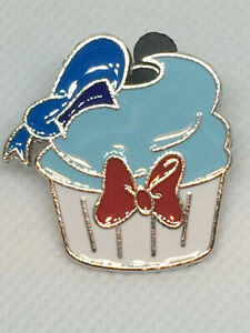 Disney Pin -Donald Duck - Character Cupcakes - Additional pins SHIP FREE