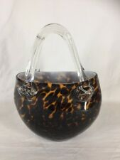 Art Glass Handbag (ref Y158)