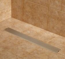 Signature Hardware SD-004-1200-PSS 48 Inch Reid Linear Shower Drain -...