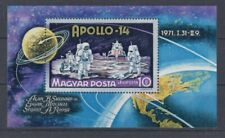 Aerospace - Space Hungary Block 80 (MNH)