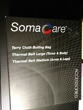 Soma Care Accessory Kit Terry cloth boiling bag thermal belt large /medium New