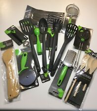 Cooks Kitchen Lot Of Utensils Tools NWT Lime Green
