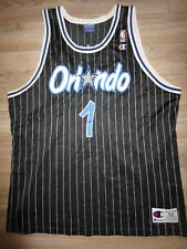 Anfernee Penny Hardaway #1 Orlando Magic Champion NBA Jersey 52 Rookie