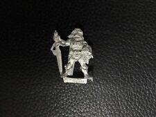 Warhammer Dungeonquest - Siegfried Goldenhair (Barbarian) - Citadel OOP