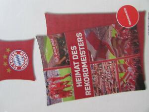 FC Bayern München Bettwäsche Set Größe 135x200 cm NEU & OVP