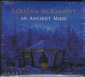LOREENA McKENNITT AN ANCIENT MUSE CD [BRAND NEW SEALED DIGIPAK CD]