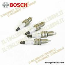 4x FORD FIESTA 1.0i y1997-2002 = High Performance Lgs Argento UPGRADE CANDELE